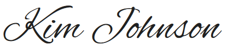 eSignature for Kim Johnson